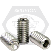 """#0-80x1/16"""" SOCKET SET SCREWS CUP POINT FINE STAINLESS A2 18-8"""