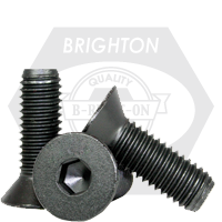 "#0-80x1/8"",(FT) FLAT SOCKET CAPS FINE ALLOY THERMAL BLACK OXIDE"