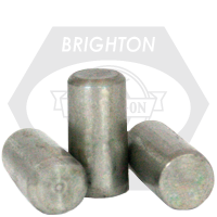 """1/4""""x1 3/4"""" DOWEL PINS STAIN A2 18-8"""