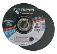 "5"" x 1/4"" x 7/8"" Type 27 Grinding Wheel A30M-BF Grinding Disc Type 27"
