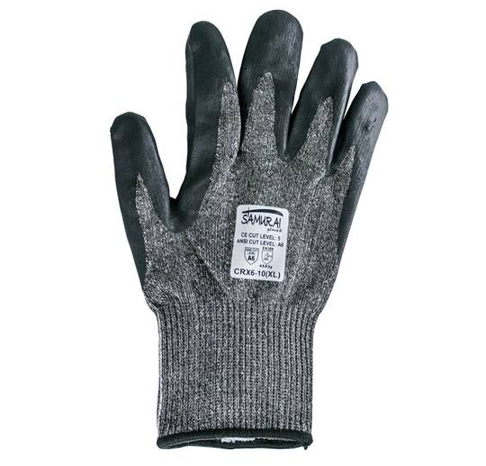 Small, ANSI Cut Level 6 Cut Resistant Gloves