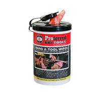 82 Wipes Per Can USA PROFERRED HAND & TOOL WIPES CANISTER